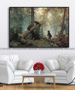 tranh phong canh thien nhien 23 247x296 - Phong Cảnh Thiên Nhiên - OPC0194