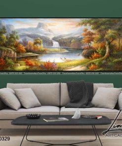 tranh phong canh thien nhien 43 247x296 - Phong Cảnh Thiên Nhiên - OPC0329