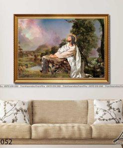 tranh chua giesu 20 247x296 - Tranh Chúa Giêsu - LCG0052