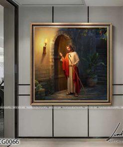 tranh chua giesu 25 247x296 - Tranh Chúa Giêsu - LCG0066