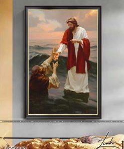 tranh chua giesu 31 247x296 - Tranh Chúa Giêsu - LCG0089