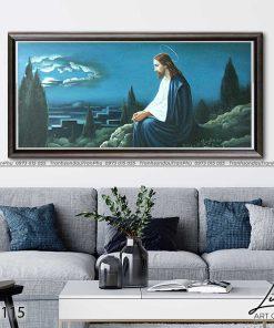 tranh chua giesu 43 247x296 - Tranh Chúa Giêsu - LCG0115