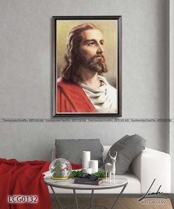 tranh chua giesu 51 247x296 - Tranh Chúa Giêsu - LCG0132