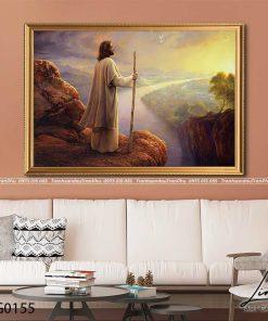 tranh chua giesu 58 247x296 - Tranh Chúa Giêsu - LCG0155