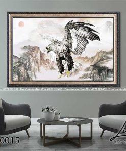 tranh dai bang 15 247x296 - Tranh Đại Bàng - LDB0015