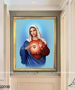 tranh duc me maria 12 247x296 - Sản Phẩm Mới
