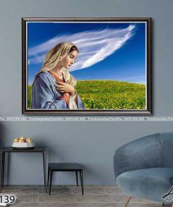 tranh duc me maria 16 247x296 - Tranh Đức Mẹ Maria - LCG0139
