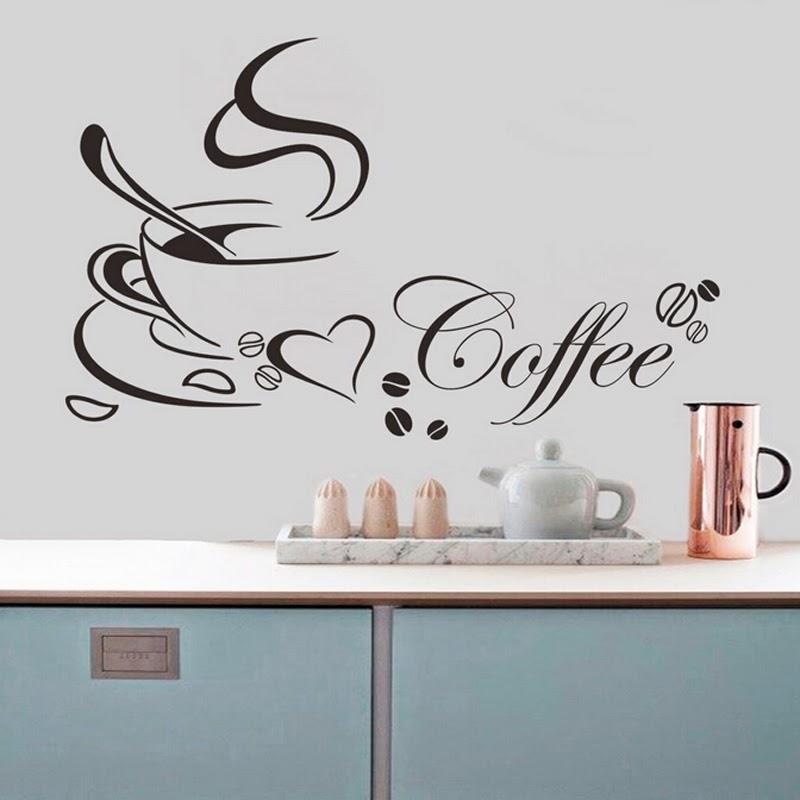 tranh tuong quan cafe den trang 1 - Tranh tường quán cafe đen trắng độc đáo phù hợp với không gian tối giản