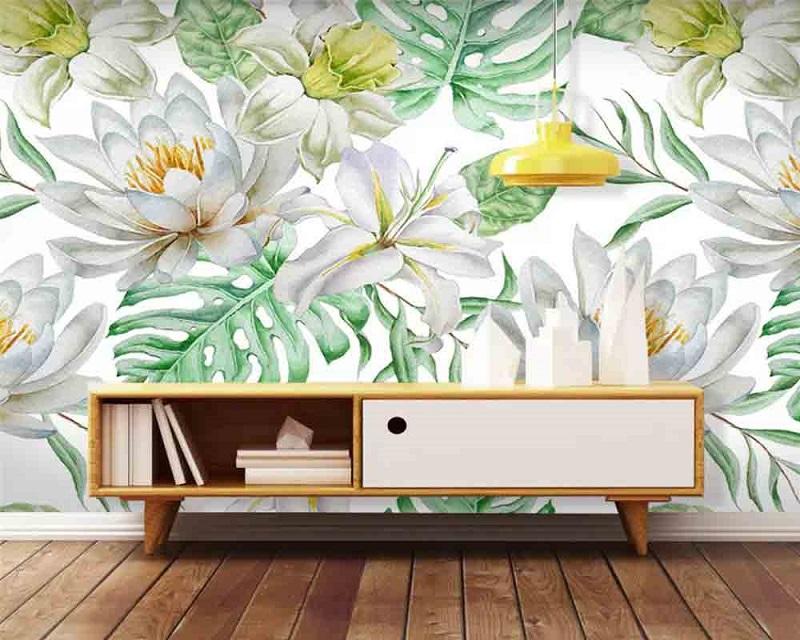 ve tranh tuong 1 - Các mẫu vẽ tranh tường ấn tượng mà đơn giản phù hợp mọi không gian