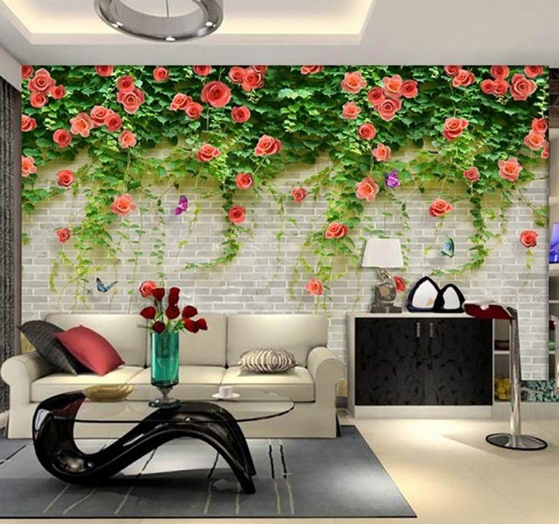 ve tranh tuong 2 - Các mẫu vẽ tranh tường ấn tượng mà đơn giản phù hợp mọi không gian