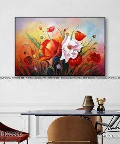 tranh hoa hien dai 4 247x296 - Tranh Hoa Hiện Đại - OHO0608