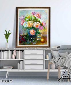 tranh hoa hong 10 247x296 - Tranh Hoa Hồng - OHO0875