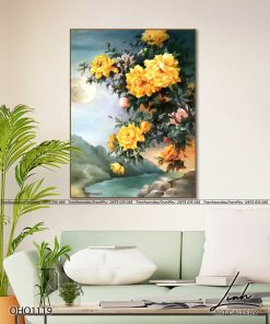 tranh hoa hong 23 247x296 - Tranh Hoa Hồng - OHO1119