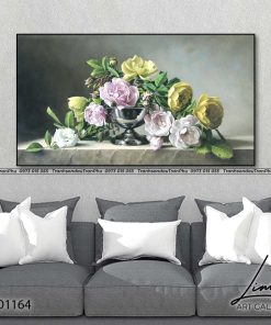 tranh hoa hong 28 247x296 - Tranh Hoa Hồng - OHO1164