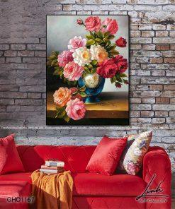 tranh hoa hong 29 247x296 - Tranh Hoa Hồng - OHO1167