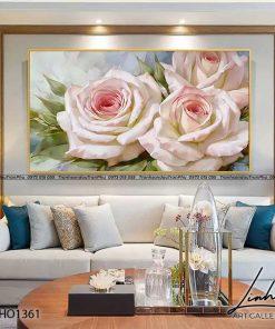 tranh hoa hong 32 247x296 - Tranh Hoa Hồng - OHO1361