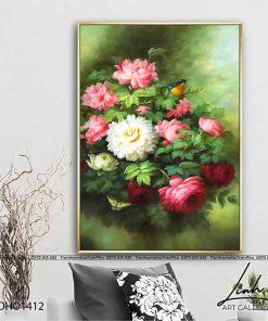 tranh hoa hong 33 247x296 - Tranh Hoa Hồng - OHO1412