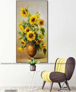 tranh hoa huong duong 10 247x296 - Tranh Hoa Hướng Dương - OHO0691
