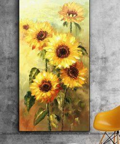 tranh hoa huong duong 13 247x296 - Tranh Hoa Hướng Dương - OHO0744
