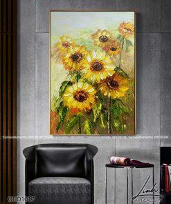 tranh hoa huong duong 31 247x296 - Tranh Hoa Hướng Dương - OHO1017