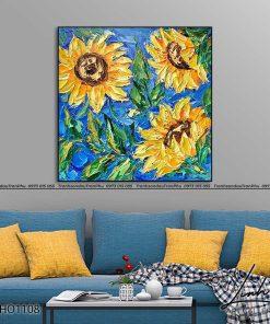tranh hoa huong duong 34 247x296 - Tranh Hoa Hướng Dương - OHO1108