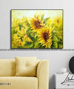 tranh hoa huong duong 36 247x296 - Tranh Hoa Hướng Dương - OHO1181