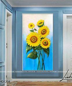 tranh hoa huong duong 40 247x296 - Tranh Hoa Hướng Dương - OHO1204
