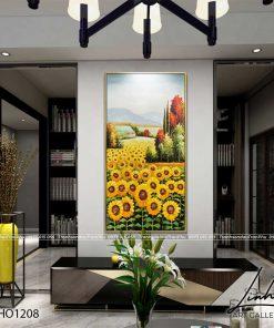 tranh hoa huong duong 41 247x296 - Tranh Hoa Hướng Dương - OHO1208