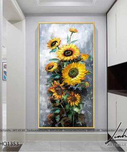 tranh hoa huong duong 49 247x296 - Tranh Hoa Hướng Dương - OHO1353