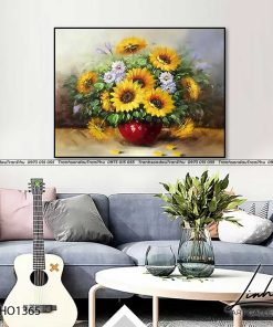 tranh hoa huong duong 50 247x296 - Tranh Hoa Hướng Dương - OHO1365