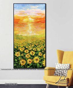 tranh hoa huong duong 9 247x296 - Tranh Hoa Hướng Dương - OHO0690