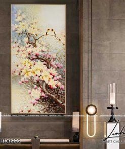 tranh hoa lan 12 247x296 - Tranh Hoa Lan - OHO0992