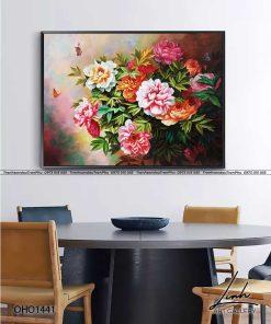 tranh hoa mau don 134 247x296 - Tranh Hoa Mẫu Đơn - OHO1441