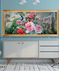 tranh hoa mau don 63 247x296 - Tranh Hoa Mẫu Đơn - OHO0847