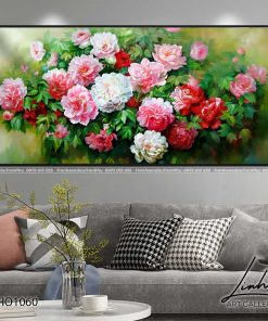 tranh hoa mau don 88 247x296 - Tranh Hoa Mẫu Đơn - OHO1060
