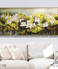 tranh hoa sen 29 247x296 - Tranh Hoa Sen - OHO1148