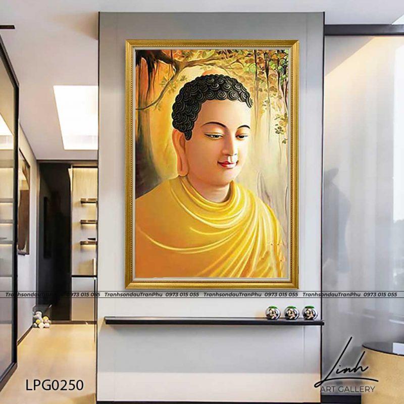 tranh phat 5 800x800 - Tranh Bồ Tát Thiên Thủ Thiên Nhãn - LPG0133