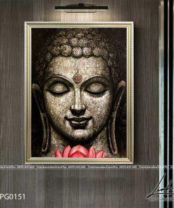 tranh phat a di da 25 247x296 - Tranh Phật A Di Đà - LPG0151