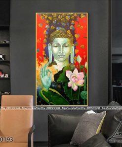 tranh phat a di da 35 247x296 - Tranh Phật A Di Đà - LPG0193