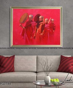 tranh phat nghe thuat 50 247x296 - Tranh Phật Nghệ Thuật - LPG0184