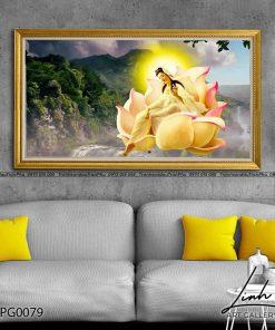 tranh phat quan am 29 247x296 - Tranh Phật Quan Âm - LPG0079