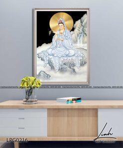 tranh phat quan am 57 247x296 - Tranh Phật Quan Âm - LPG0216