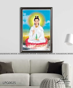 tranh phat quan am 6 247x296 - Tranh Phật Quan Âm - LPG0025