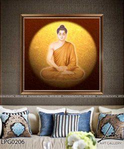 tranh phat thich ca 28 247x296 - Tranh Phật Thích Ca - LPG0206