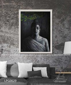 tranh phat thich ca 9 247x296 - Tranh Phật Thích Ca - LPG0029