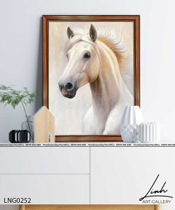 tranh ngua 20 247x296 - Tranh Ngựa - LNG0252