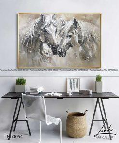 tranh ngua 4 247x296 - Tranh Ngựa - LNG0054