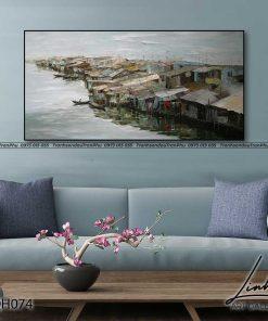 tranh phong canh que huong 30 247x296 - Tranh Phong Cảnh Quê Hương - LQH074