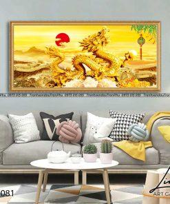 tranh rong 58 247x296 - Tranh Rồng - LRO0081