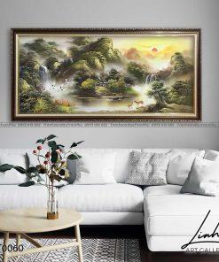 tranh son thuy 59 247x296 - Tranh Sơn Thuỷ - LST0060